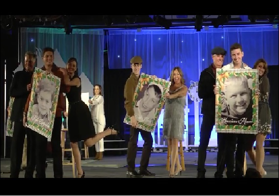 Click the title to view.<br>Live charity event filmed in a dark setting with stage lights and a vast number of models over the span of several hours.